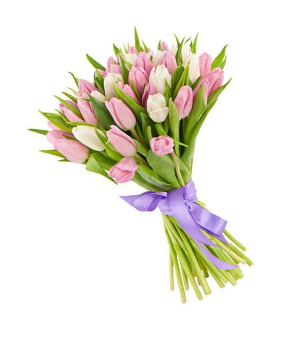 29 нежно розовых