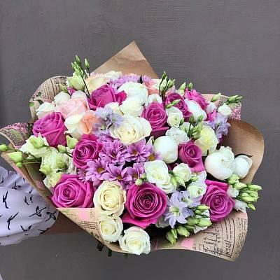 Зачарованные розы