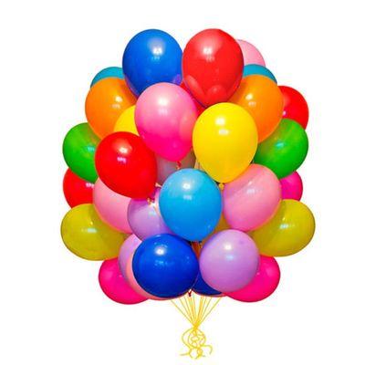 Яркие шарики