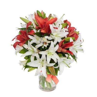 Лилии для любимой
